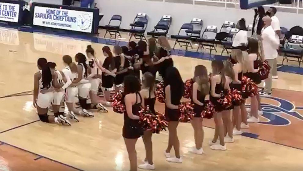 Racist High School Commentator
