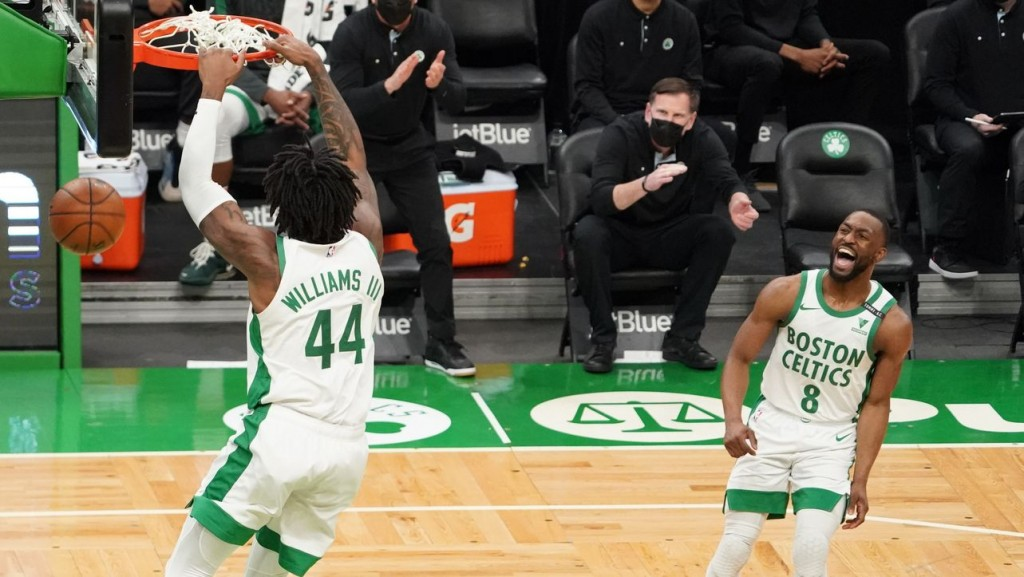 Nba: Toronto Raptors At Boston Celtics