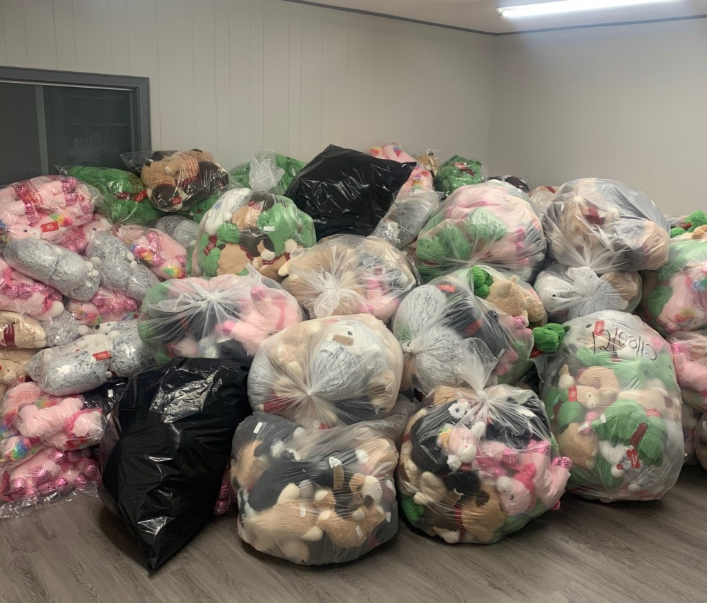 Stuffed Animal Donation Drive 2