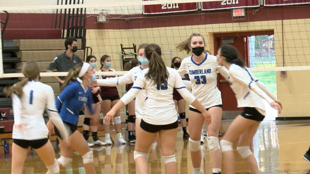 Cumberland Earns Road Win At East Greenwich In Division I Preliminary