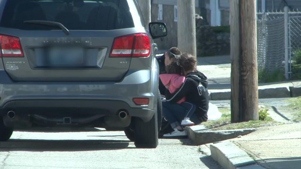 Woonsocket Mom Daughter Reunite