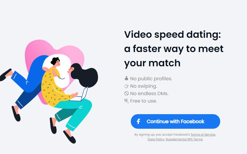 Facebook Speed Dating