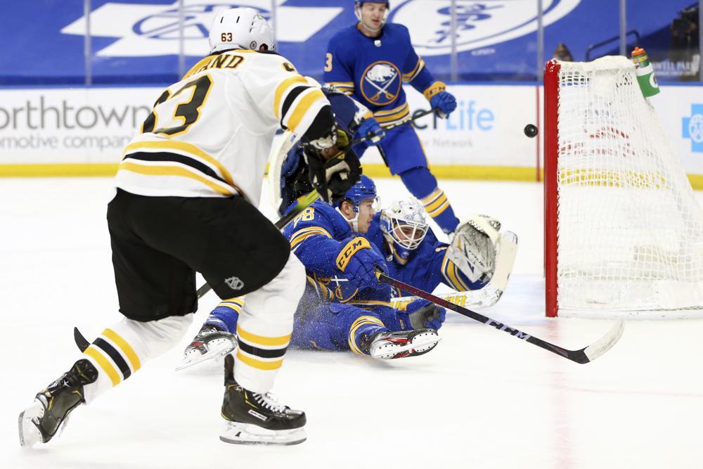 Bruins 4 23