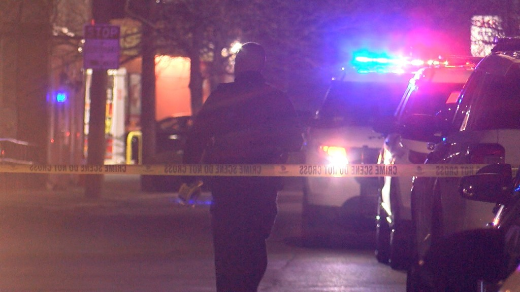 providence shooting police