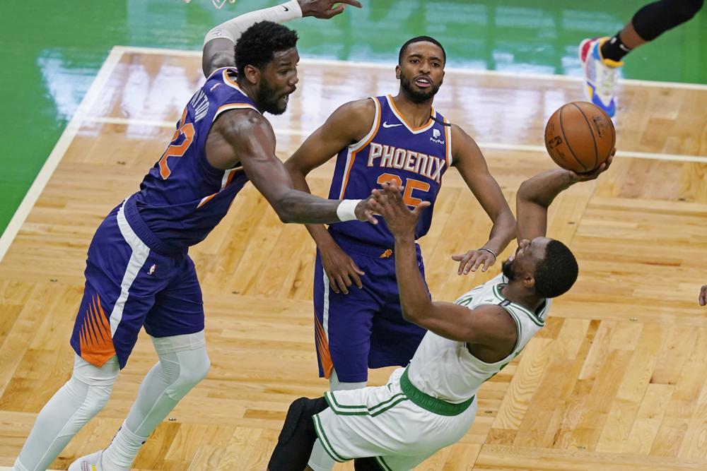 Celtics 4 22