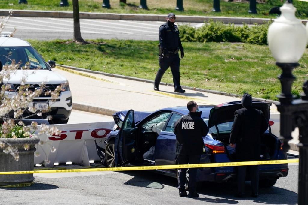 Capitol Car Crash