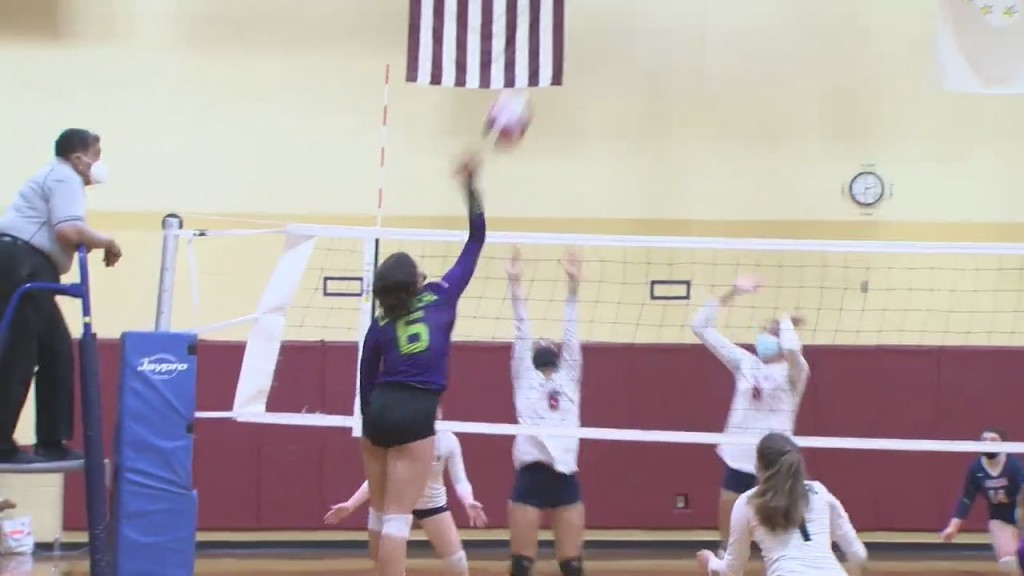 Classical Sweeps Lincoln In Division Ii Girls Volleyball Thursday