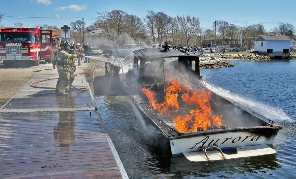 Credit Fairhaven Fire Ems