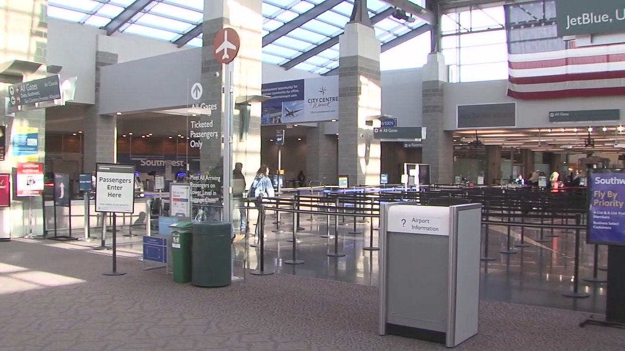 Bill to rename T.F. Green Airport heads to Senate floor for a full vote   ABC6