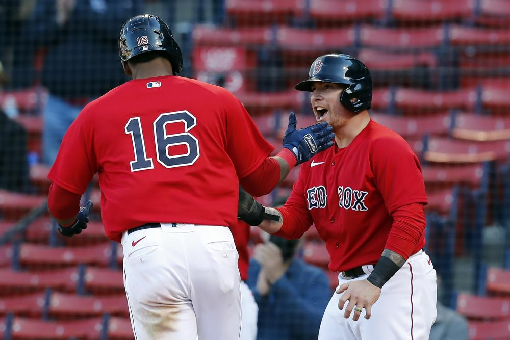 Red Sox 5 6
