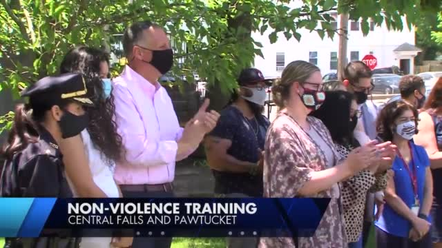Central Falls And Pawtucket Non Violence