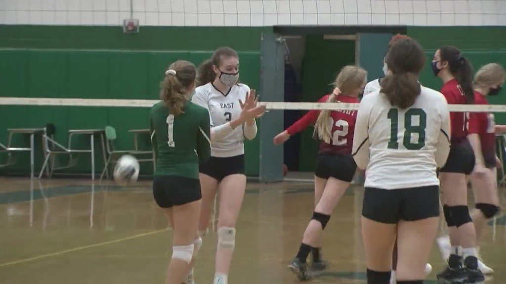 Cranston East's Lauren Milani Named R.i. Girls Volleyball Gatorade Player Of The Year