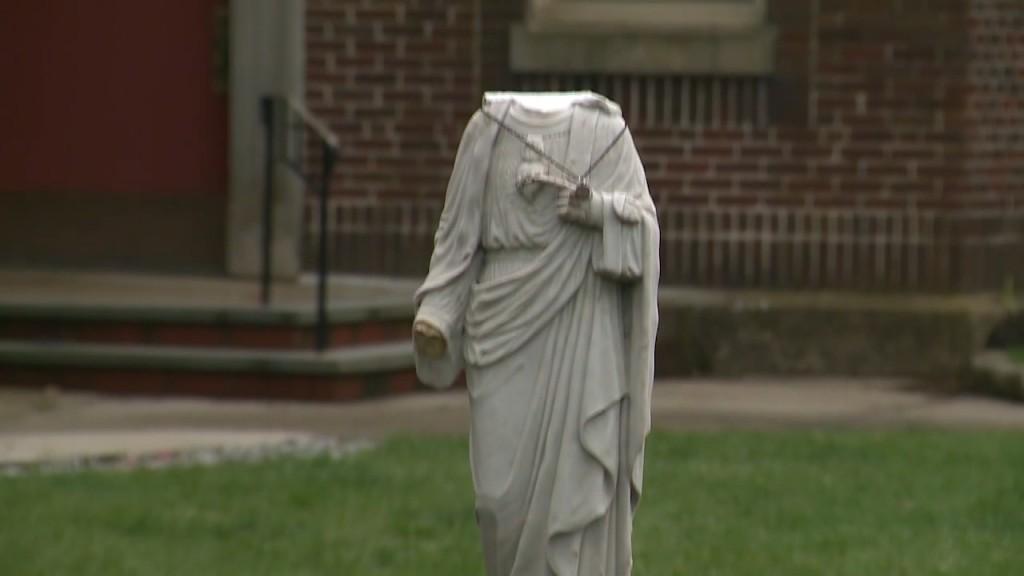 Jesus Statue 2