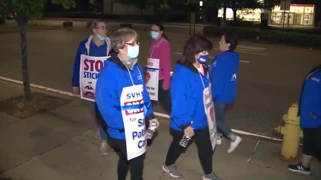 St. Vincent Hospital Worcester Nurses