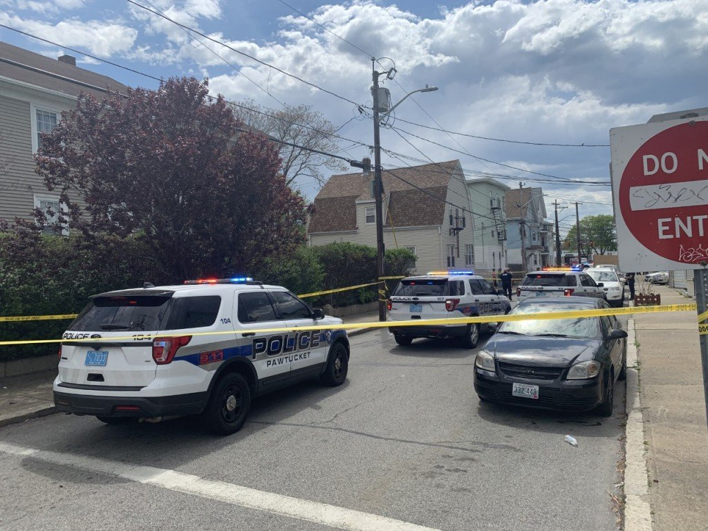 Pawtucket Shooting