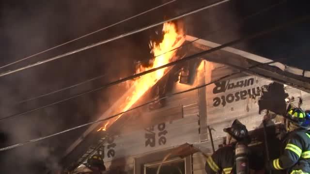 Webster Fire