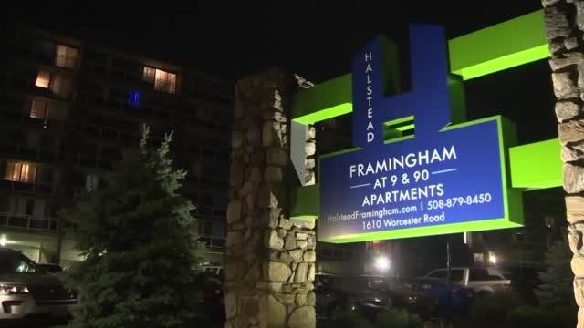 Framingham Body Found