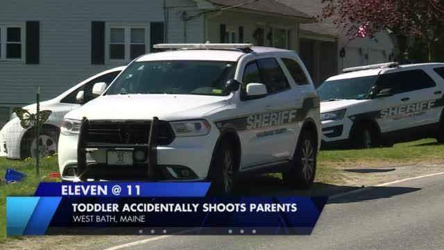Maine Toddler Shoots Parents