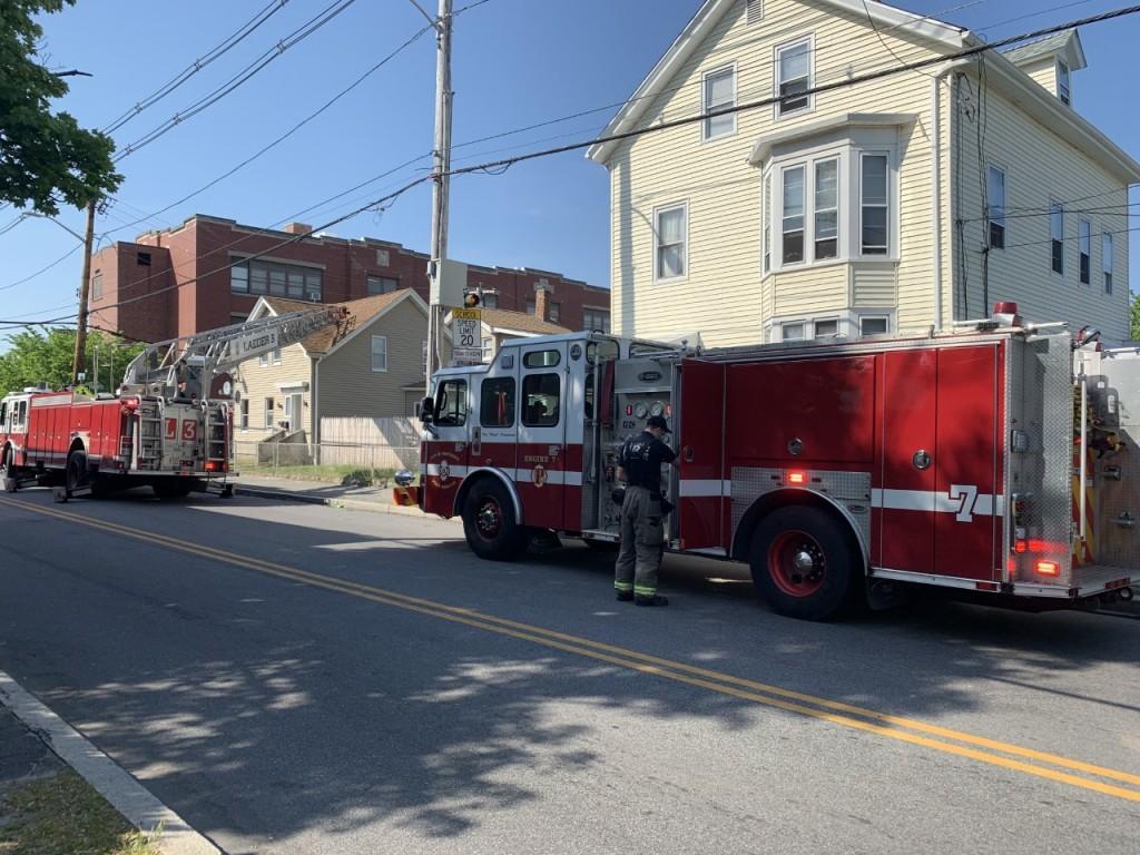 Douglas Ave Fire 2