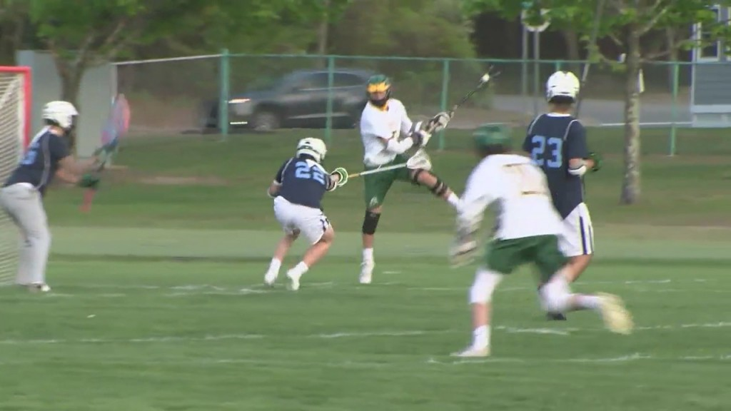 Smithfield Outlasts Ce/johnston/np Co Op In Boys Lacrosse Wednesday