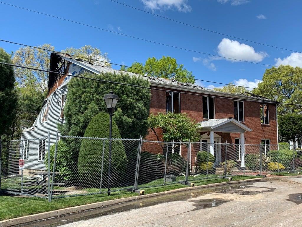 Office Building Fire 1024x768