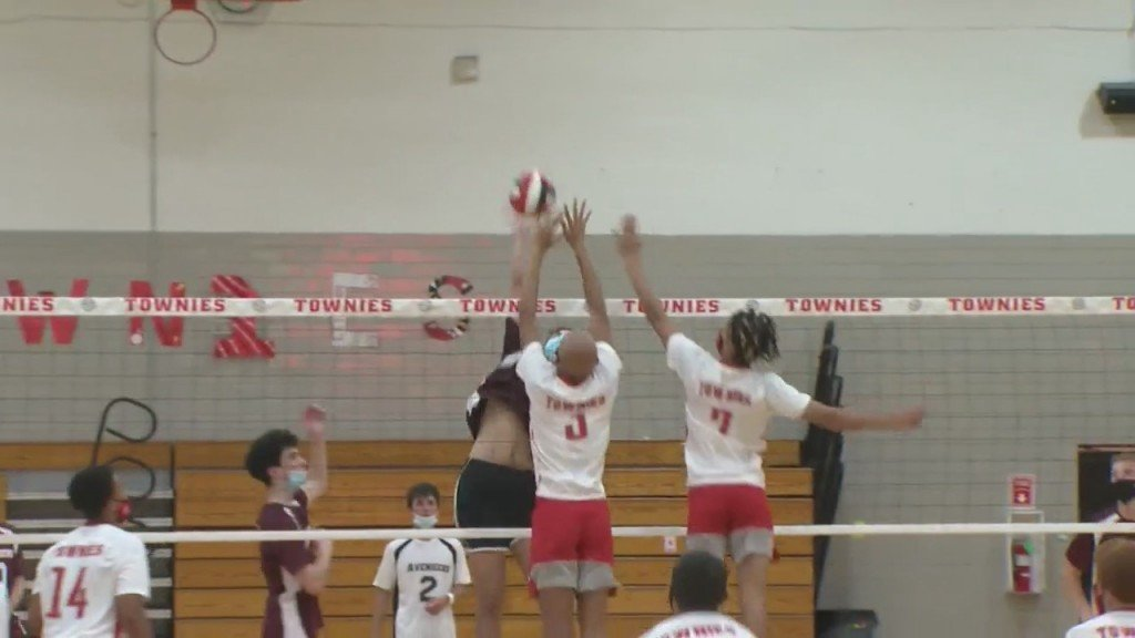 East Greenwich Boys Volleyball Sweeps East Providence Wednesday