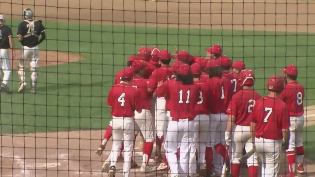 Coventry Manufactures Game 2 Win Over North Kingstown, Forces Game 3 In Division I Baseball Championship