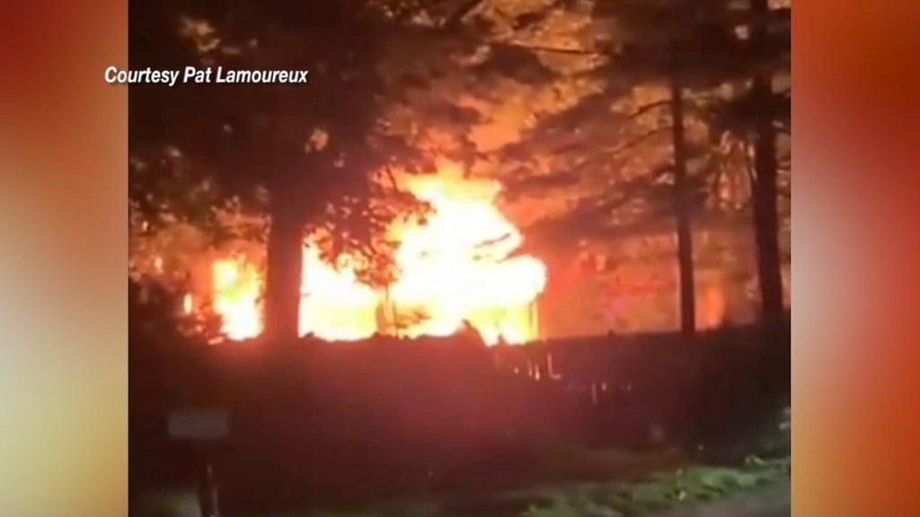 Thumbnail Warwick Fire Arson