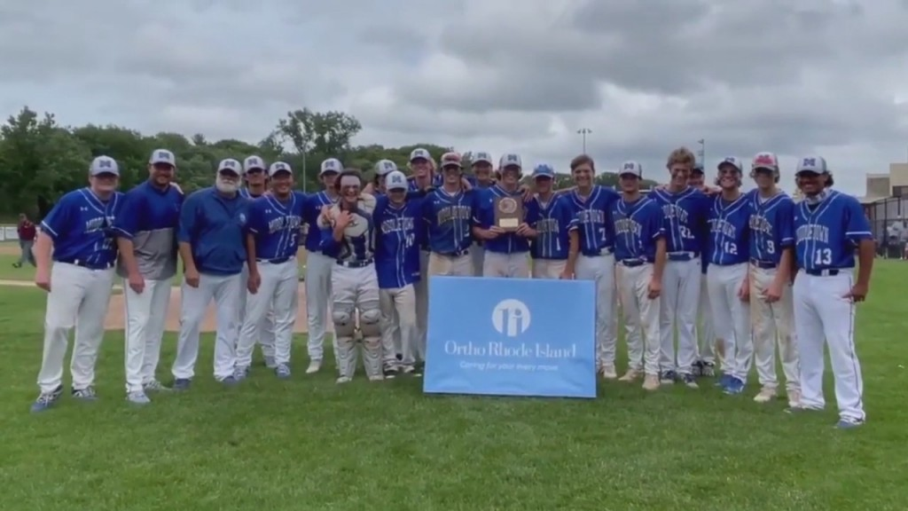Middletown Completes Series Sweep, Takes Home Division Ii Baseball Title