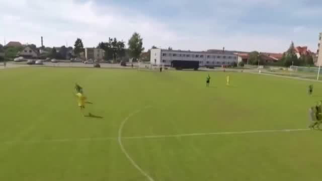 Soccer Field Skydiver