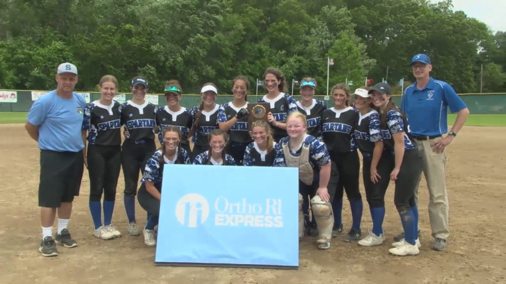 """Scituate """"breaks Curse,"""" Takes Home Division Ii Softball Title"""
