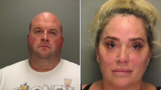 Shoplifting Couple