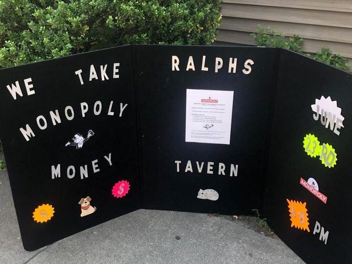 Ralphs Monopoly