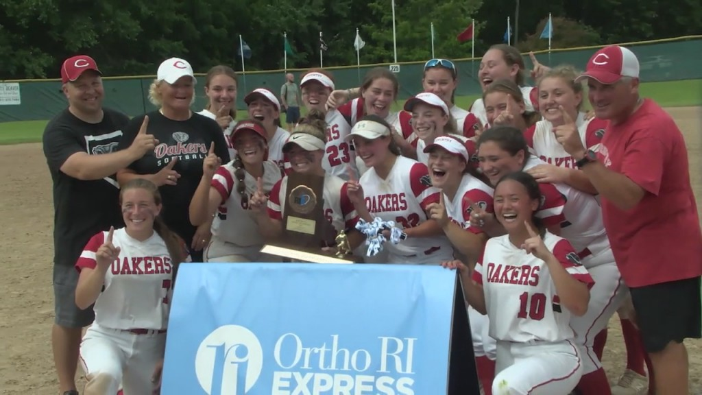Early Offense Propels Coventry To Division I Softball Championship Victory
