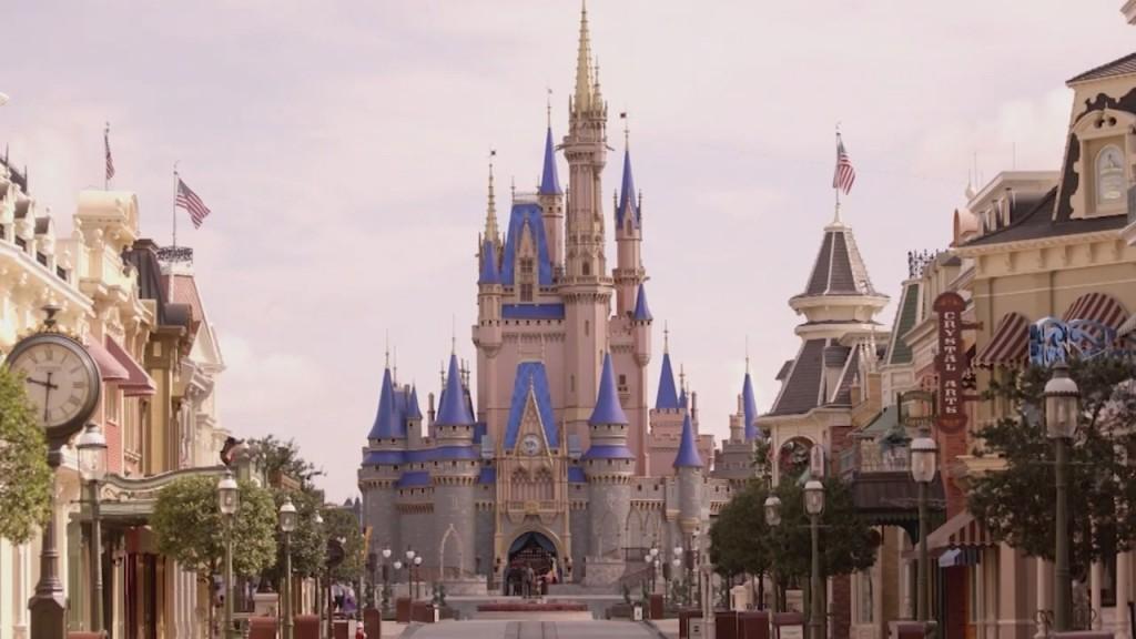 Disney Mask Mandate
