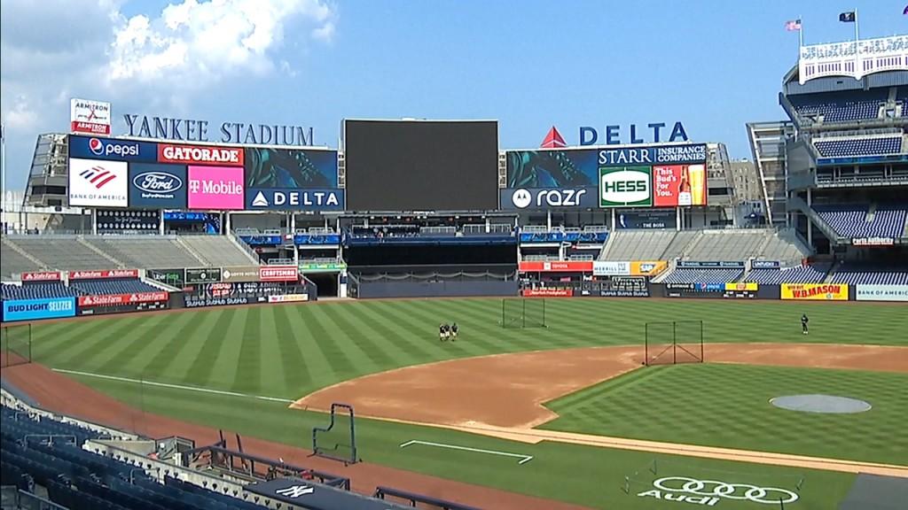 Yankee Stadium 7 15