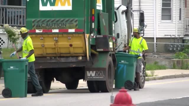 Scott Trash Workers