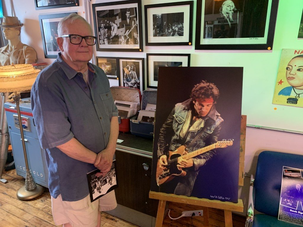 Richard With Bruce Pic