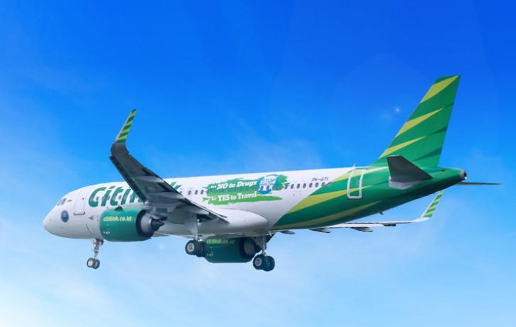 Citilink Flight