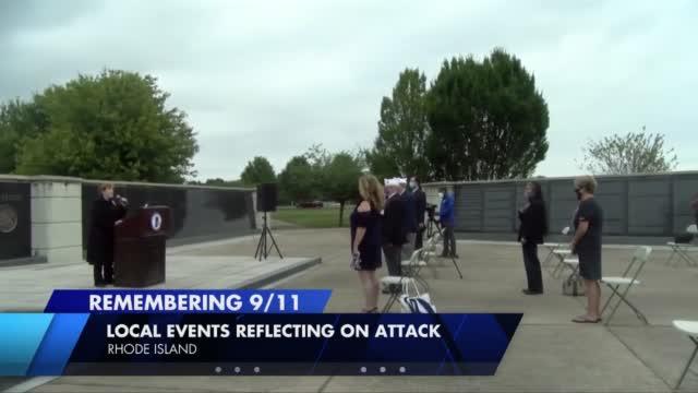 9/11 Memorials Pkg 5am 9 10