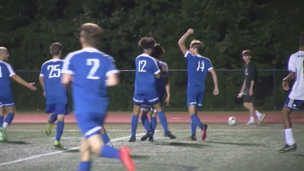Strong Second Half Helps Cumberland Defeat Shea In Boys Soccer Monday