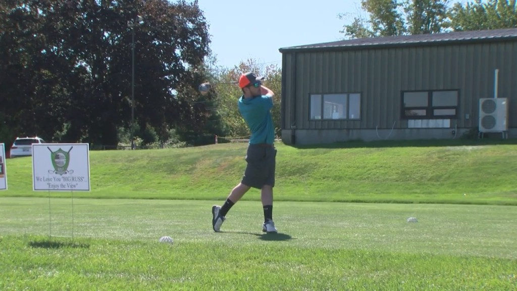 """""""live Like Russ"""" Foundation Holds Successful First Golf Tournament"""