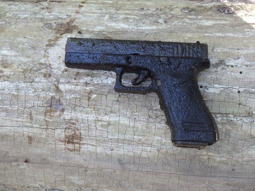 Gun Flipped