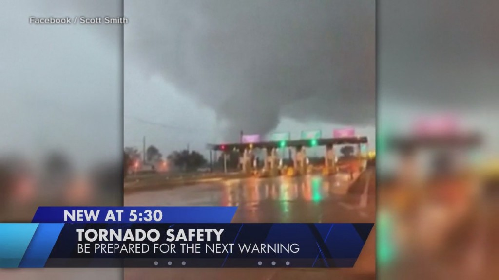 You Asked, We're Answering: What To Do The Next Time A Tornado Warning Is Issued