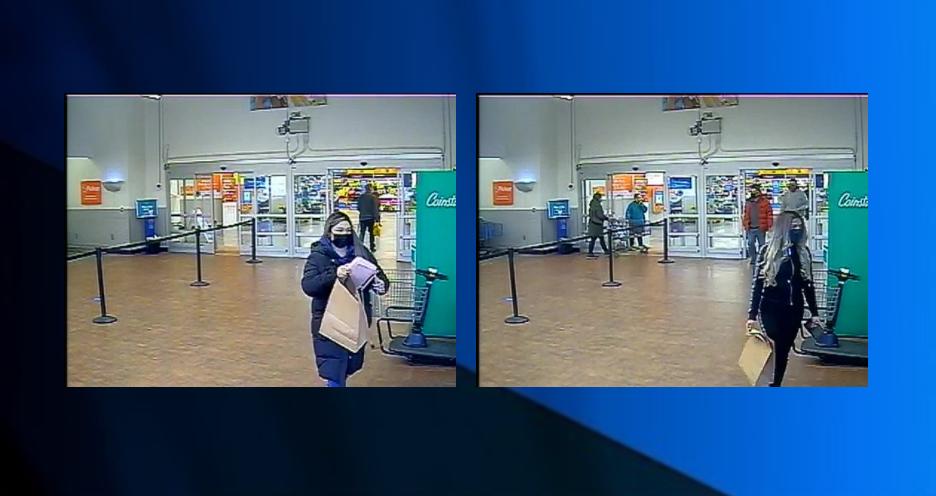 Walmart Thieves
