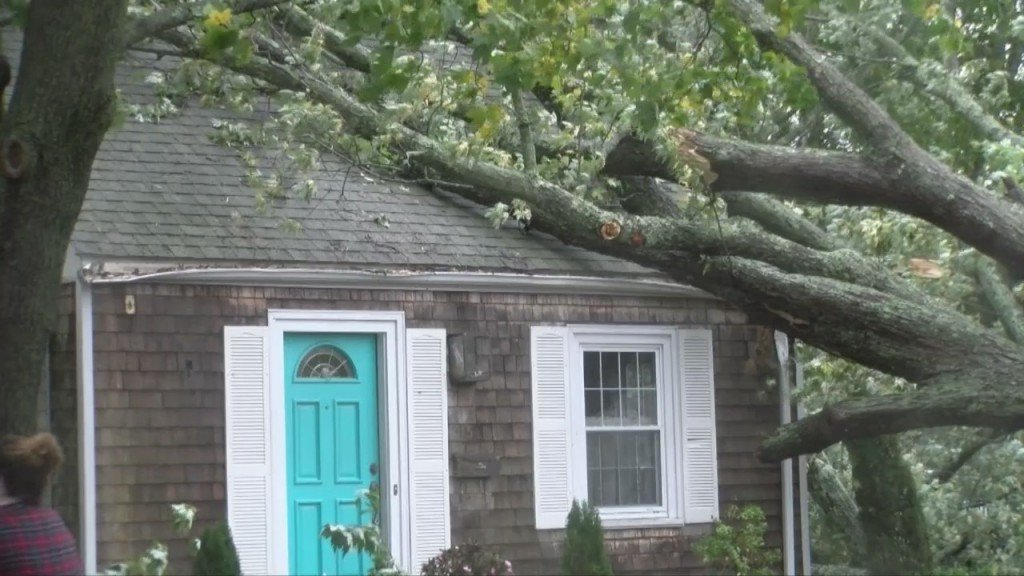 Warwick Residents Among The Thousands Cleaning Up After Powerful Coastal Storm