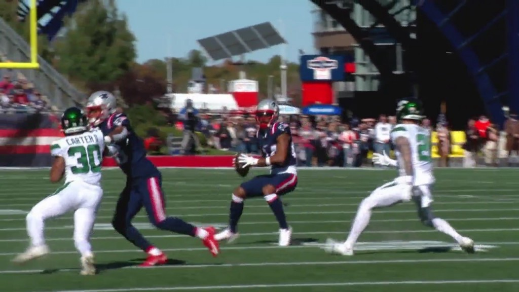 Mcdaniels Explains Calls Of Creative Plays In Patriots Offense