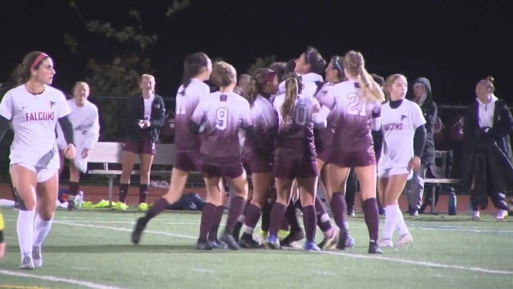 Aramburo's Long Goal Lifts La Salle Over Cranston West In Girls Soccer