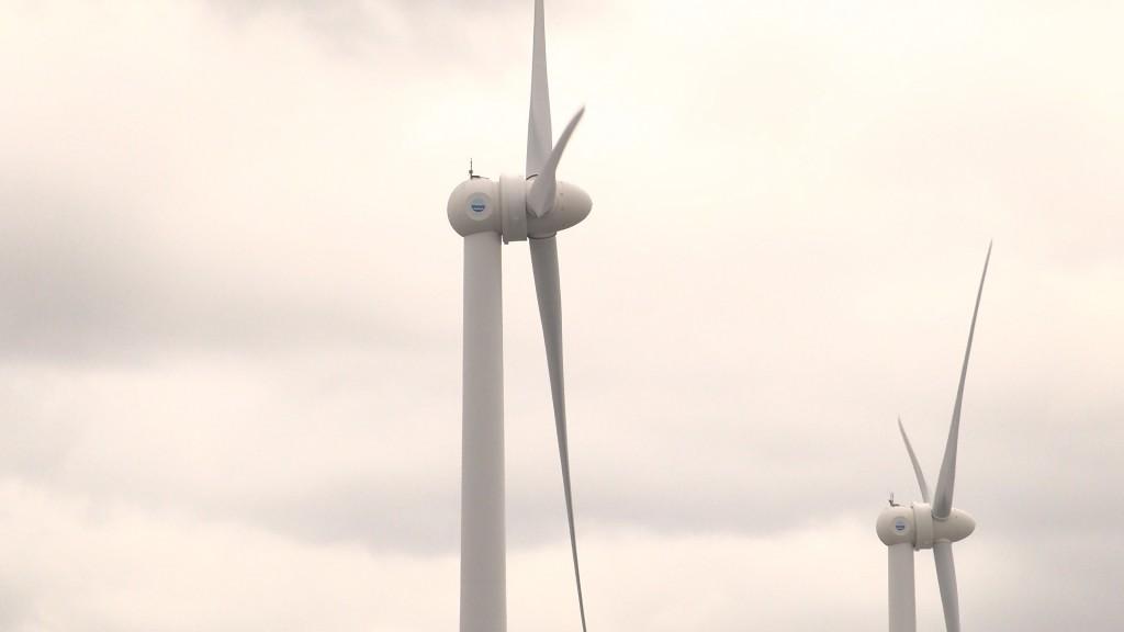 johnson and wales wind turbine