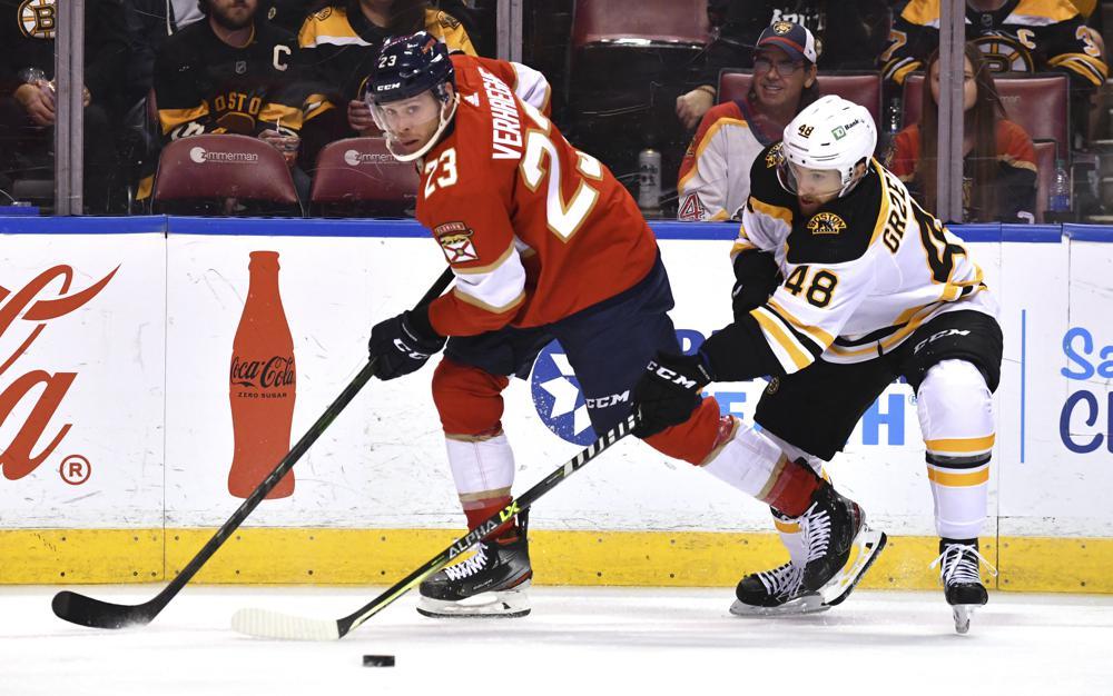 Bruins 10 27